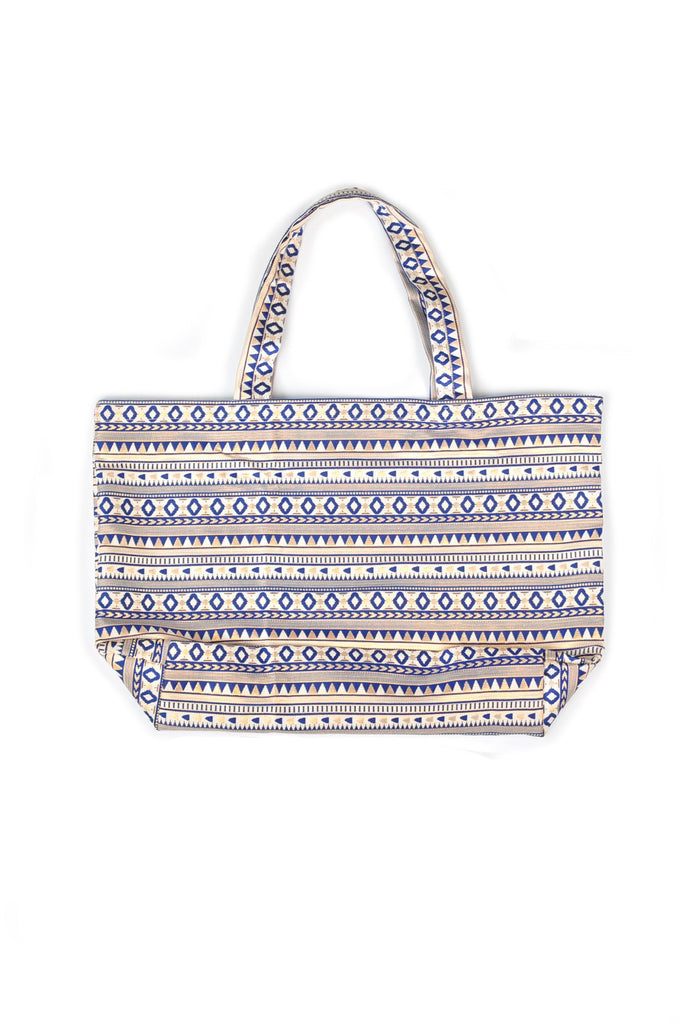The WAU Festique Carry Bag - Royal Blue