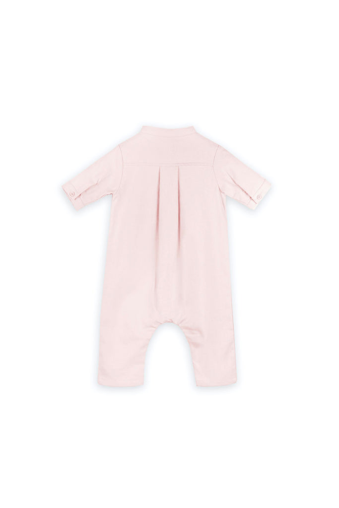 The Oasis Babies Jumpsuit - Light Pink