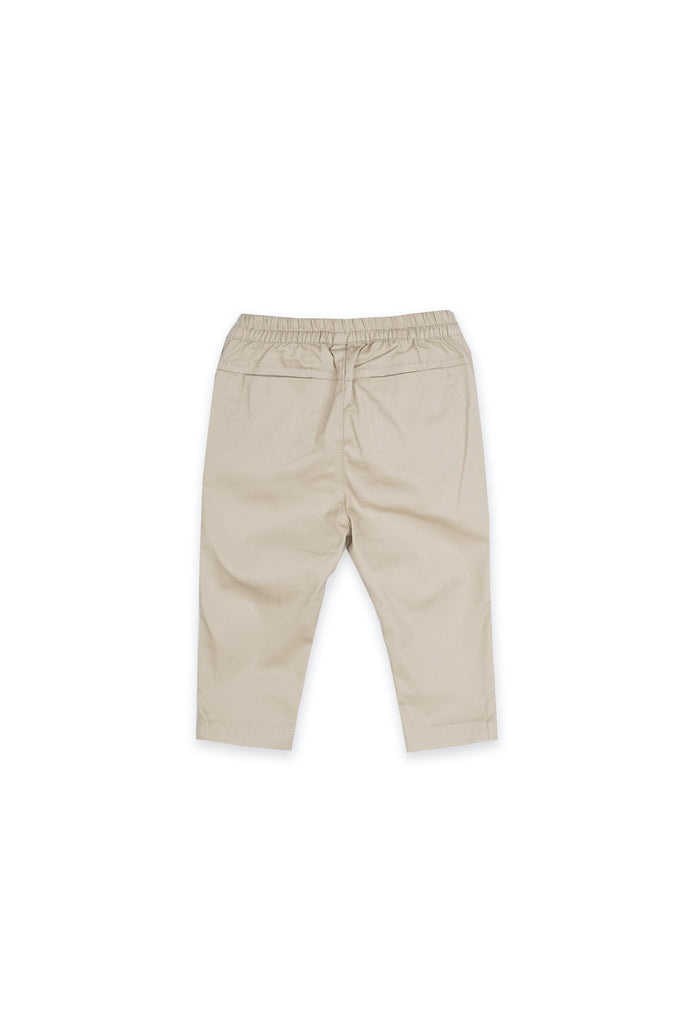 The Langit Babies Slim Pants - Khaki