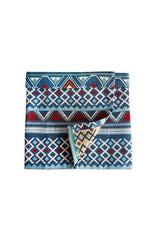 The PULANG ORI Instant Samping - Blueish Tribal