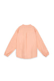 The Spring Women Pilot Blouse - Salmon