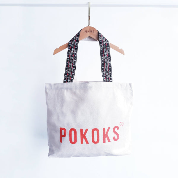 POKOKS Canvas Bag