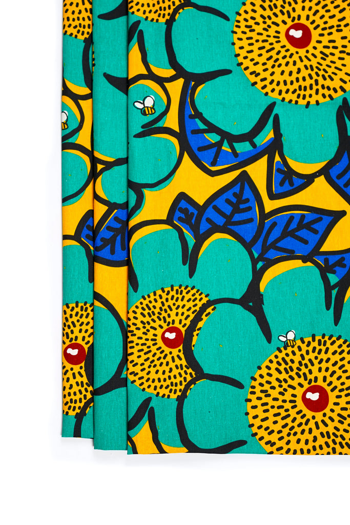 The Oasis Fabric - Sunshine Print