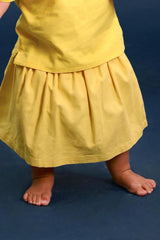 The Pelangi Babies Skirt - Yellow