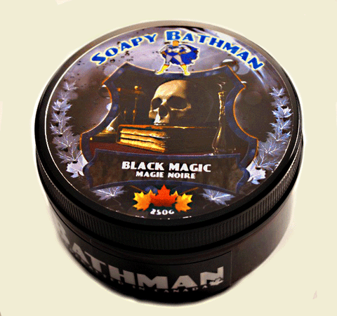 Black Magic Shea Shave Soap