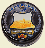 handmade honey shave soap