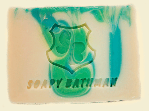Minty Delight Manly Man Bar Soap