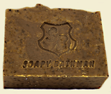 handmade coffee bar soap