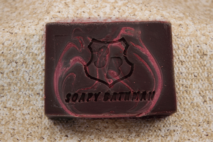 Black Magic Manly Man Bar Soap
