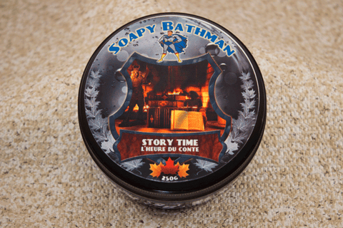 Storytime Shea Shave Soap