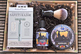 handmade wet shaving kit