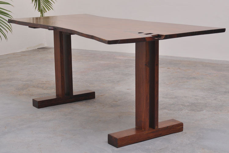 Trestle Dining Table & Trestle Dining Table - solidbench