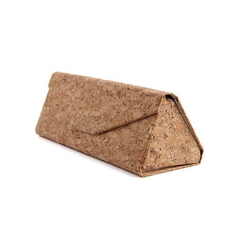 Cork Folding Eyewear Case