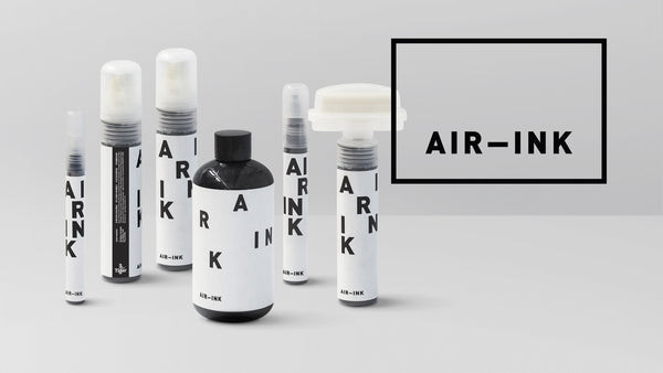 Air-Ink Markers and Pens