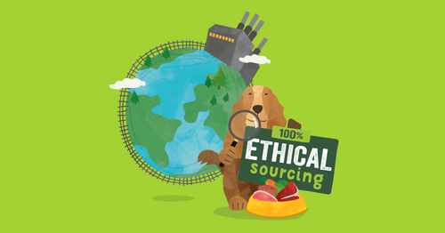 How we're going to achieve 100% ethical sourcing of our ingredients