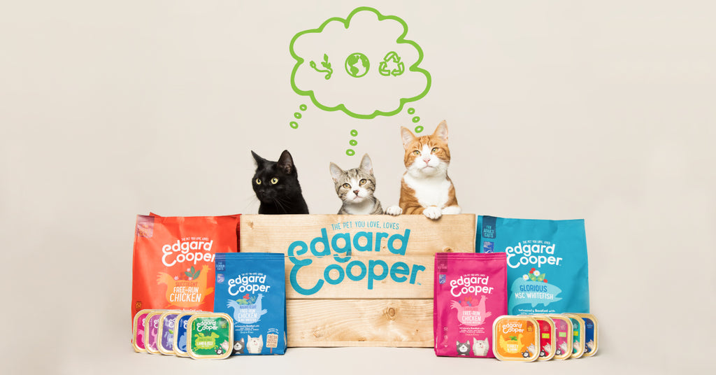 Edgard & Cooper eco packaging