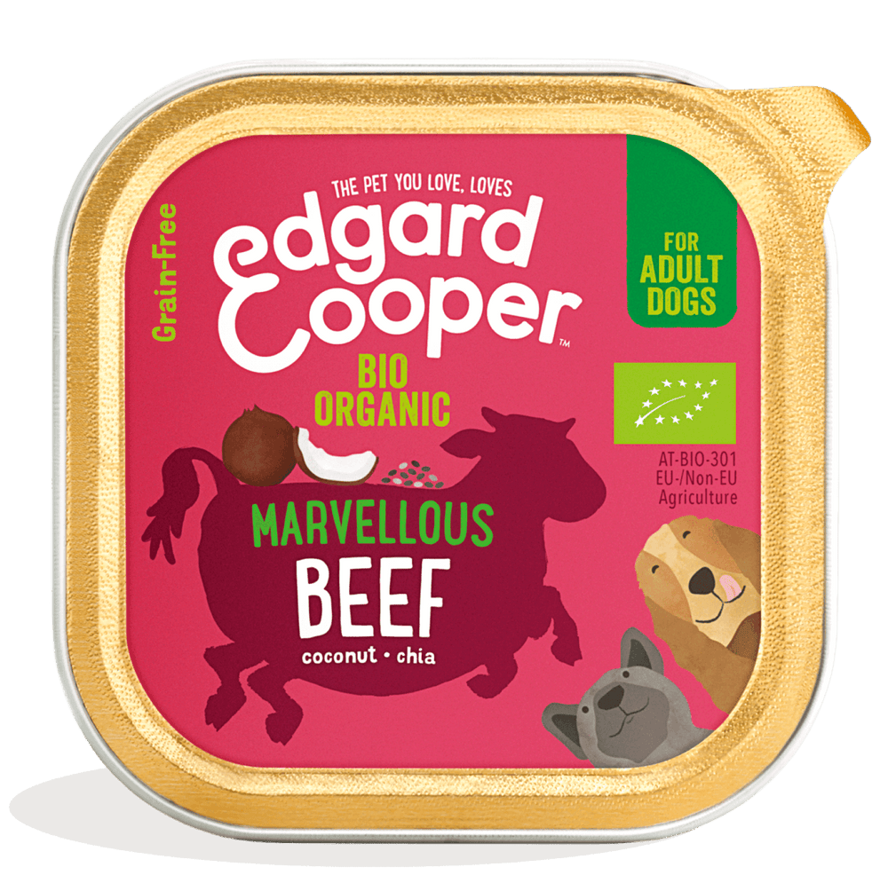 Edgard & Cooper is one of the best organic dog brands available in Hong Kong.
