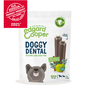 Doggy Dental Apple & Eucalyptus