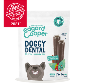 Doggy Dental Mint & Strawberry