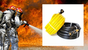 Save 15% off Fire Hoses