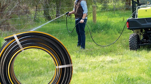Eliminator: Pesticide Chemical Spray Hose