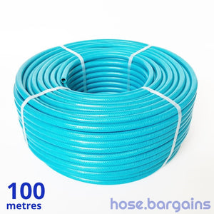 Anti Kink Knitted Garden Hose 18mm x 100 metres - hose.bargains - 1