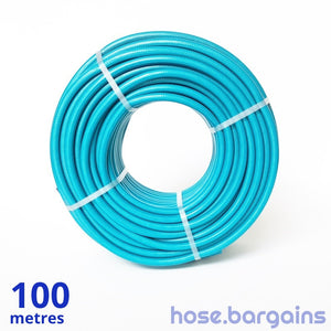 Anti Kink Knitted Garden Hose 12mm x 100 metres - hose.bargains - 1