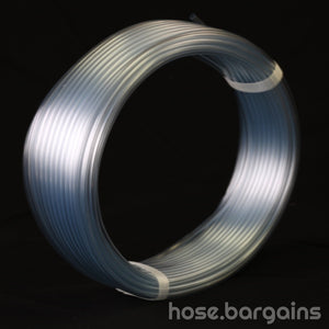 Clear Plastic Tubing 3mm - hose.bargains - 1
