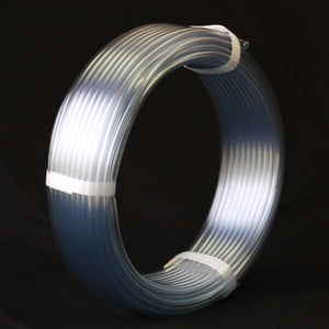 Clear Plastic Tubing 4mm