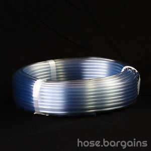Clear Plastic Tubing 6mm - hose.bargains - 1