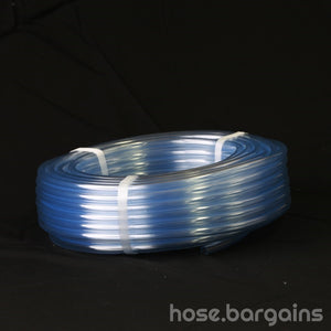 Clear Plastic Tubing 8mm - hose.bargains - 2
