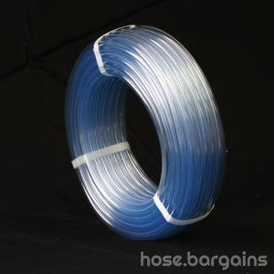 Clear Plastic Tubing 10mm - hose.bargains - 1