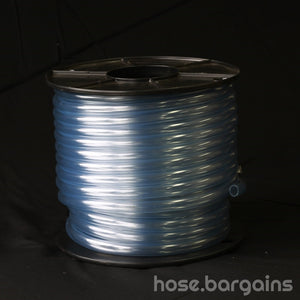 Clear Plastic Tubing 12mm - hose.bargains - 2