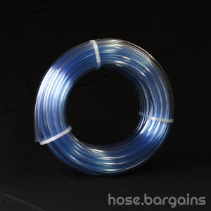 Clear Plastic Tubing 19mm - hose.bargains - 1
