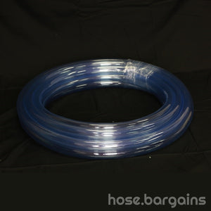 Clear Plastic Tubing 32mm - hose.bargains - 2