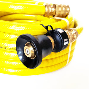 "Fitted Fire Hose 19mm (3/4"") 36 metres"