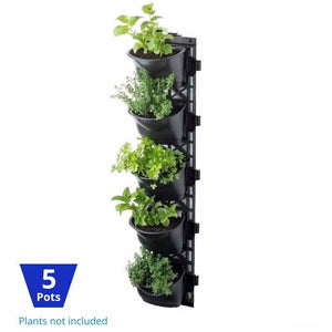 Vertical Garden Kit 5 Pots - hose.bargains - 1