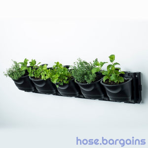 Vertical Garden Kit 5 Pots - hose.bargains - 4
