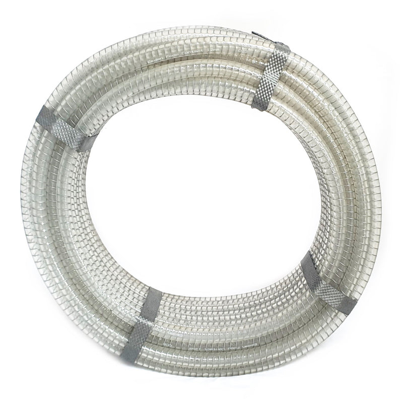 38 mm Steel Wire Helix Suction Hose