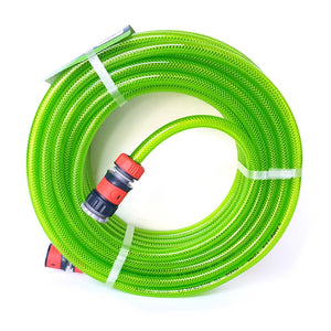 "19mm 3/4"" • Fitted High Visibility Garden Hose"