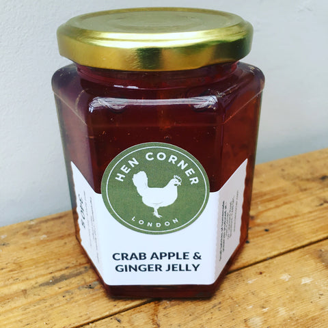 Crab Apple & Ginger Jelly