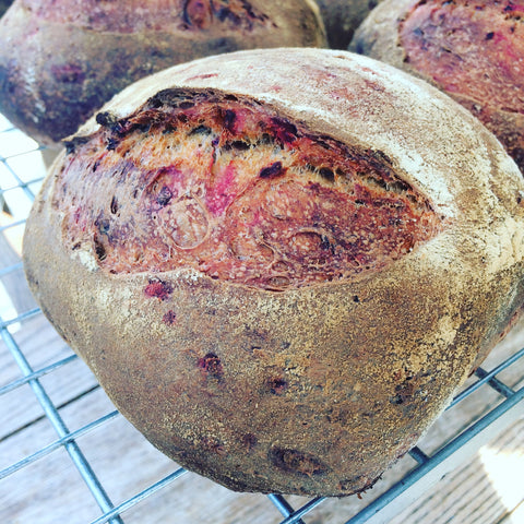 Beetroot Sourdough - Medium