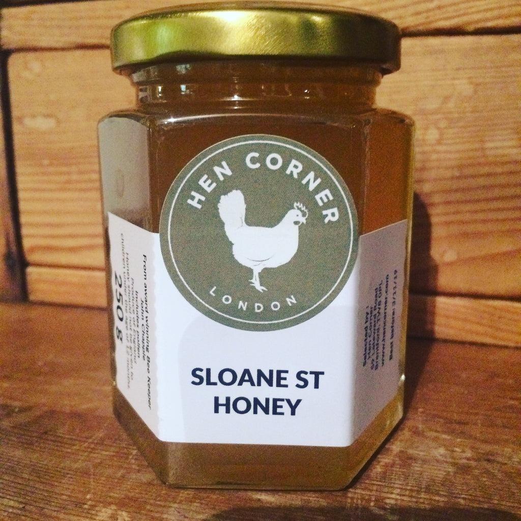 Sloane Street Honey (8oz)