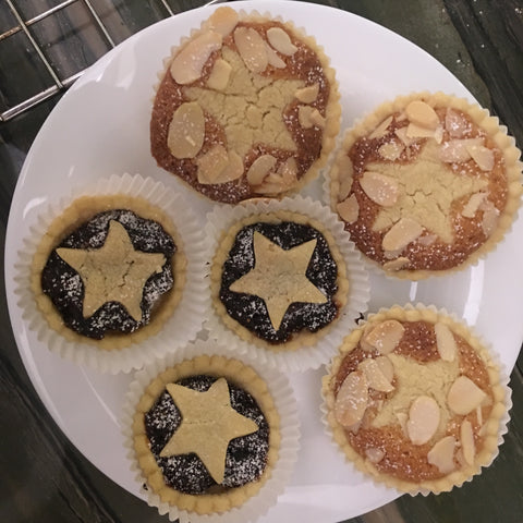 Katie's Mince Pies (choose Almond for gluten free)