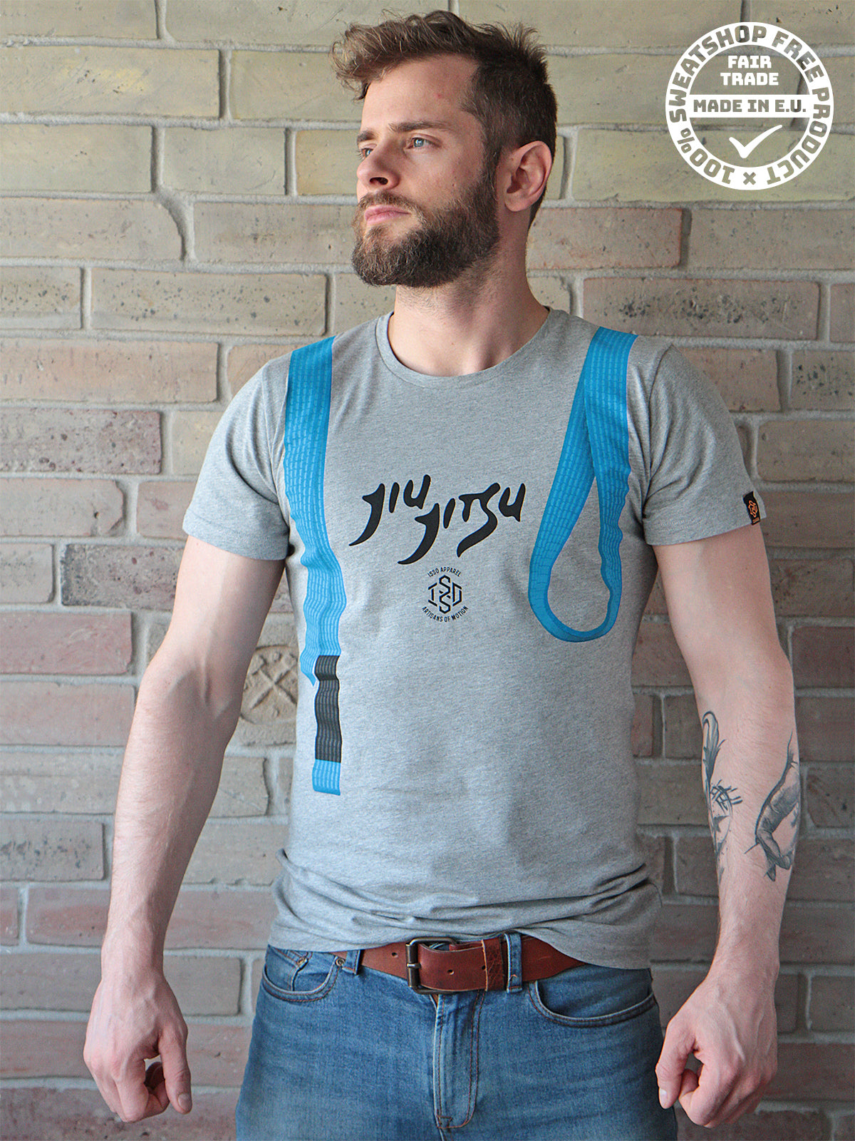 ISSO Loops 2.0  Belt t-shirt collection
