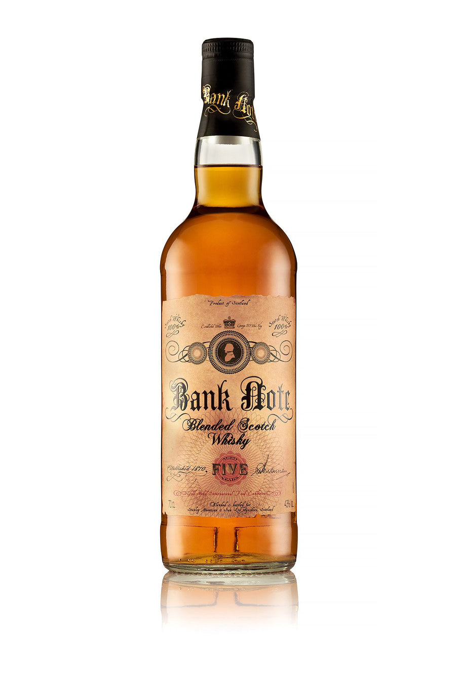 Bank Note Blended Whisky