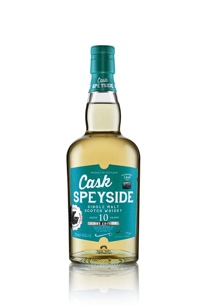 Cask Speyside 10 Year Old