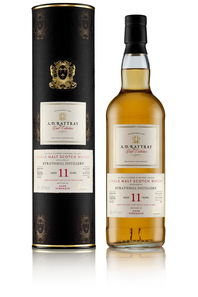 Cask Collection Strathmill 2006