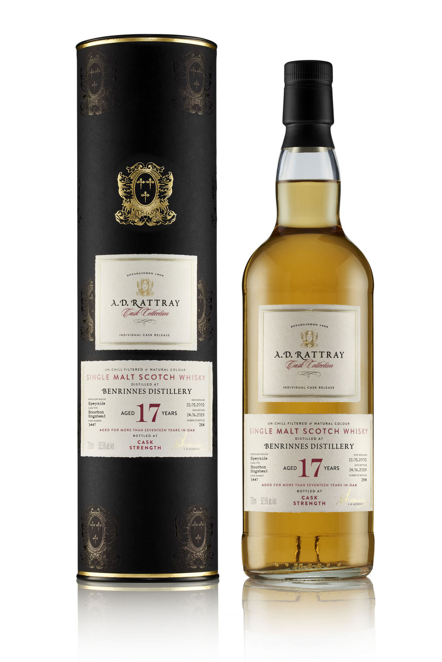 Benrinnes 2002 Cask Collection