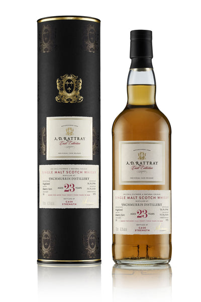 Inchmurrin 1996 Single Cask